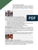 Bailes Folcloricos Guatemaltecos