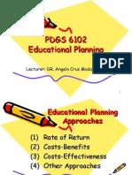 Edu Plan Approaches (2nd)