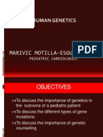 Pediatric Genetics
