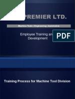 Training Ppt- MTD