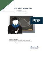 GCC Education Sector Report