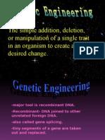Genetic Engineering Ch11