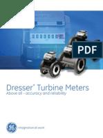 DRESSER Turbine Meter Brochure 0712