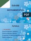 CLS 332.Pptx Lec 1 Introduction