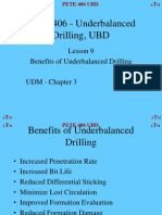 Lesson 9 Benefits of UBD