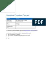 Snap Creator 3.x Plug-In for MaxDB - Operational Procedures