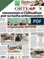 Periódico Norte edición impresa día 29 de enero 2014