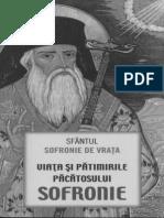 Viața Sf Sofronie de Vrața