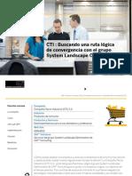 CTI Success Story Spanish