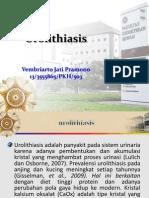 Urolithiasis P Turun