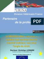 Présentation Christian LEMAIRE NESTLE PURINA  24 septembre 2009 Bordeaux