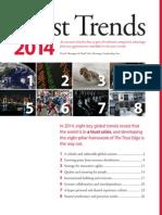 Trust Trends 2014 - David Horsager
