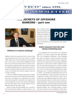 The secrets of offshore banking - part one