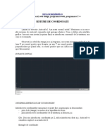 Tutorial (Manual) Autocad Partea 1