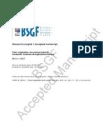 Felsic Magmatism and U Deposits