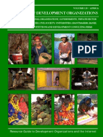 Malawi Directory of Development Organisations