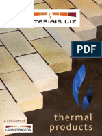 Thermal Products - Materiais Liz