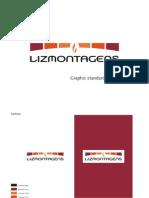 Lizmontagens logo Graphic Standards Guide