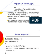 Programare C