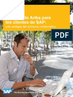 ES the Power of Ariba for SAP Customers