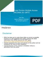 WCDMA Systems 004