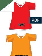 Colours tShirt