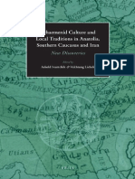 Achaemenid Culture and Local Traditions in Anatolia, Southern Caucasus and Iran. 2007
