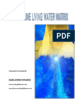 Crystallin Living Water Matrix Manual.70134118