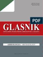 GZM 2011 - Helenistički-urbani-kompleks-na-Gradini-u-Ošanićima-kod-Stoca