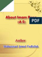 About Imam Reza_a.s