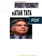 the last rajah ratan tata and tata s global expansion case study Tata motors—going global the wave of liberalization,  tata motors is india's largest automobile company,  the last rajah ratan tata case study.