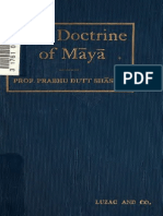 The Doctrine of Maya