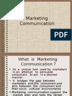 Marketing Communication...by shahid..elims tcr