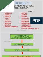 Metodologia Futbol 11