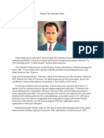 Biografi Otto Iskandar Dinata