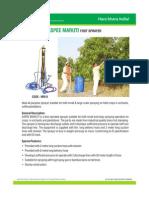 Aspee Maruti Foot Sprayer Mri 8