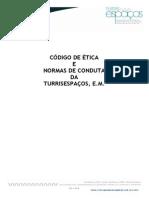 Código de Ética e Conduta - 16-12-2013