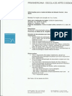 Teste Bolsa 2014 - Email