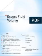 Excess Fluid Volume Ppt (Case Press)