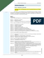 LEY 1-2014, de 23 de enero, de Presupuestos de la Comunidad Autónoma de Aragón para el ejercicio 2014
