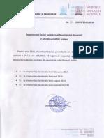Circulara Grafic Sentinte 2014 - I.S.J.