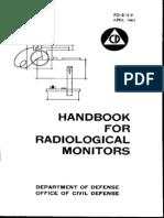 195489015 Handbook for Radiological Monitors