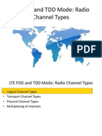 Ch6 -Lte Fdd and Tdd Mode