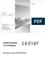 ZXHN+H168N+User+Manual