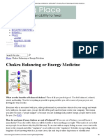 What is Chakra Balancing and What Are Its Benefits_ _ Healing Place Reflexology & Holistic Medicine