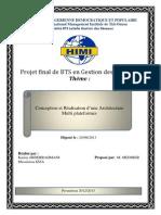 Projet Architecture Multi-Platformes