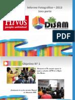 informe fotogrfico hivos 1era parte