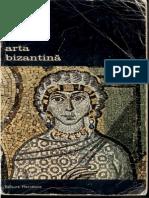 Arta Bizantina - Charles Delvoye
