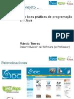 Apresentacao Boas Praticas Java 110902122410 Phpapp02