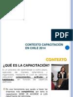 Capacitacion en Chile (2014)